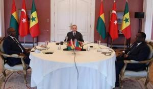 Türkiye'nin diplomasi arenasındaki yoğun trafiği
