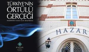 'Türkiye'nin Örtülü Gerçeği Başörtüsü Ayrımcılığı Anketi' Hazar Derneği tarafından uygulanacak