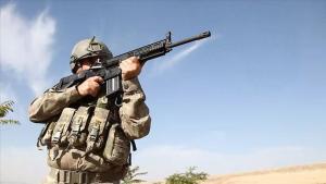 Ulusal Piyade Tüfeği vazifeye hazır