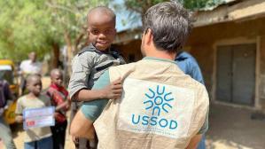 USSOD uluslararası sosyal sorumluluk derneği Nijerya'da Şehit Eren Bülbül Yetim Eğitim Merkezi açtı
