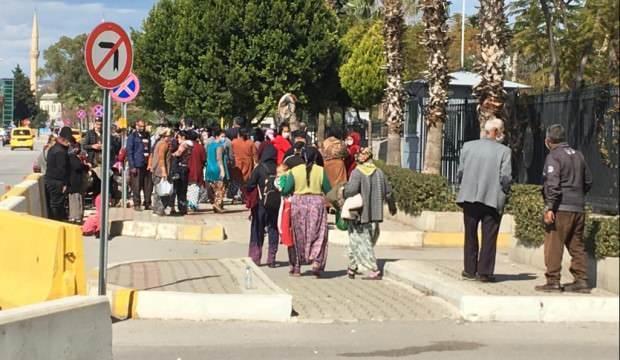 200 kişi gözaltına alınmıştı! Antalya'da hareketli dakikalar