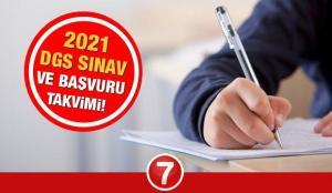 2021 DGS başvuruları ne zaman yapılacak? ÖSYM Dikey Geçiş Sınav (DGS) tarihi!