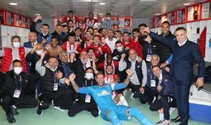 2021'in yenilmeyen tek takımı: Antalyaspor