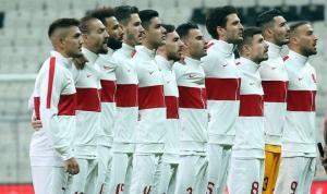 A Milli Futbol Takımı hazırlıklarına yarın başlayacak