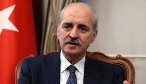 AK Parti Genel Başkanvekili Kurtulmuş'tan IKBY'nin harita skandalına tepki!