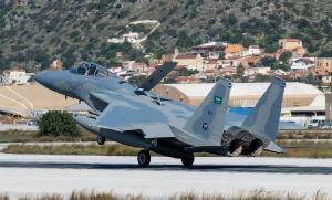 Akdeniz'de Yunanistan – Suudi Arabistan tatbikatı hazırlıkları tamamlandı