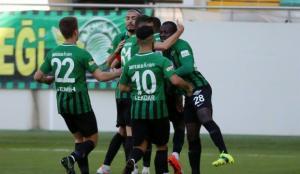 Akhisarspor, Eskişehir'i rahat geçti