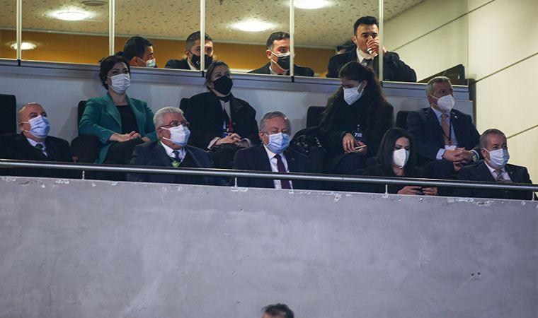 AKP kongresinde dikkat çeken MHP detayı