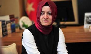 AKP'li Betül Sayan Kaya'dan down sendromlulara: 'Allah insana aşamayacağı yük vermez'