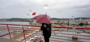 Aliağa'da Hafta Boyunca Sağanak Yağış Bekleniyor