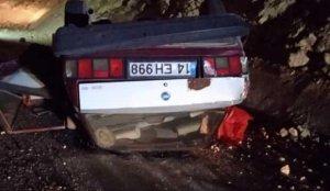Ankara'da feci kaza: Evli çifti ölüm ayırdı