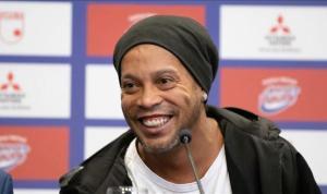 Annesinin vefatı Ronaldinho'yu dağıttı