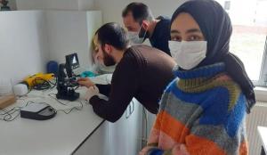 Atakum Anadolu İHL, 2 Projeyle Tübitak bölge yarışmasına hak kazandı