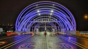 Avrasya Tüneli'ni 4 yılda 4,1 milyon şoför kullandı