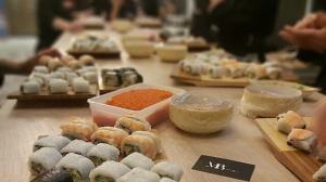 Balık şehri Trabzon'da bir ilk: Sushi Workshop