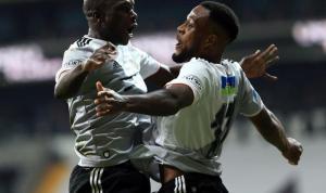 Beşiktaş'ın derbideki en büyük kozu: Aboubakar-Larin!