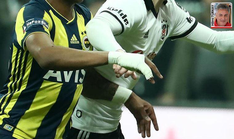 Beşiktaş'ta Atiba maçı 'savaş' olarak nitelerken F.Bahçe'de Gökhan iğneyle oynamak istiyor