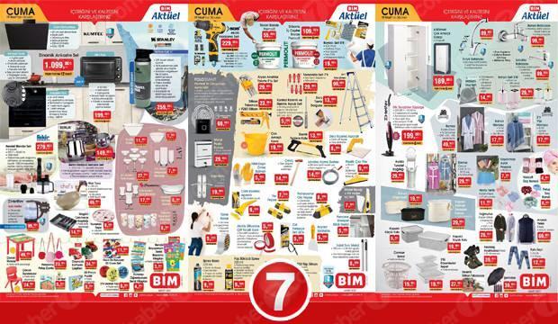 BİM 19 Mart 2021 Aktüel Kataloğu: BİM indirimli ürünlerin tam listesi!
