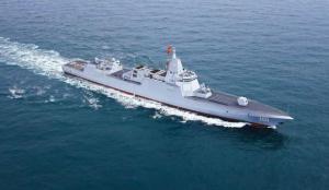 Bir ilk: Çin roket destroyerinden Japonya'ya gözdağı