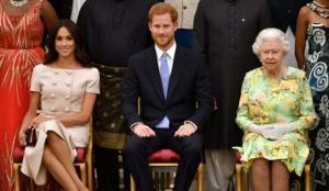 Buckingham Sarayı'ndan Prens Harry ve Meghan Markle'ın ırkçılık suçlamalarıyla ilgili açıklama