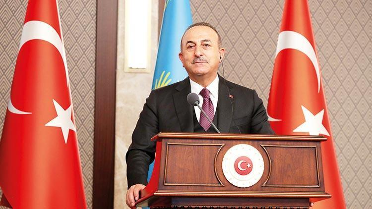 Çavuşoğlu: Dendias 14 Nisan'da Ankara'ya gelecek