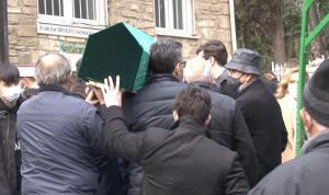 Cenazede töreninde ilginç anlar: 20 yıllık borcunu alamayınca hakkını helal etmedi