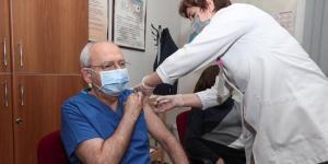CHP Genel Başkanı Kılıçdaroğlu 2. Doz Aşısını Oldu