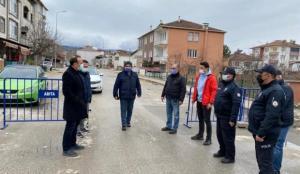 Erbaa'da karantina süresi 10 gün uzatıldı