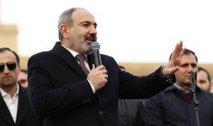 Ermenistan'da muhalefetten Paşinyan'ın çağrısına ret: 'İstifa et'