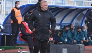 Erzurumspor'da Mesut Bakkal ile yollar ayrıldı!