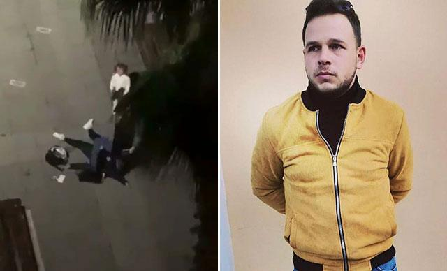 Eşini Sokakta Öldüresiye Döven İbrahim Zarap'ın Tutukluluğuna İtiraza Red