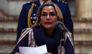 Eski Bolivya Devlet Başkanı Anez ve 5 eski bakan için yakalama kararı çıkarıldı