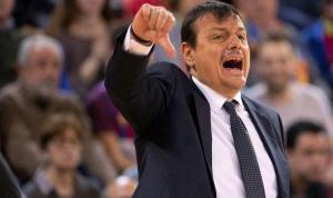 EuroLeague'den Efes antrenörü Ergin Ataman'a 1 maç ceza