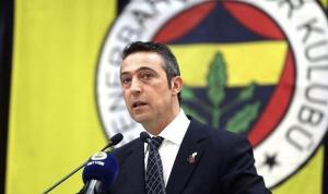 """Fenerbahçe Başkanı Ali Koç'tan """"Futboldaki FETÖ temizlensin"""" çağrısı"""