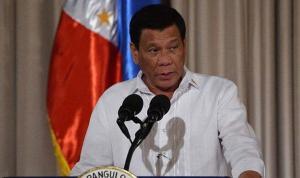 Filipinler Devlet Başkanı'ndan skandal açıklama: 'İnsan haklarını unutun, komünistleri öldürün'