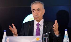 """Galatasaray Başkanı Mustafa Cengiz: """"İnşallah mayısta bu savaşı kazanacağız"""""""