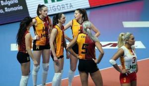 Galatasaray, CEV Kupası'nda ikinci oldu!