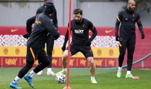 Galatasaray'da Emre Taşdemir'den iyi haber