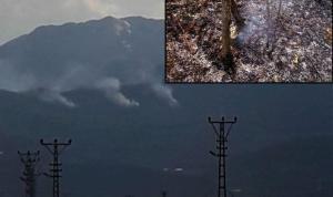 Gaziantep'te 3 farklı noktada yangın