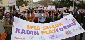 Güçlü ve Özgür kadınların kazandığı hakları savunacağız!