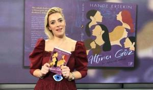Hande Ertekin'in yeni romanı Altıncı Göz çıktı