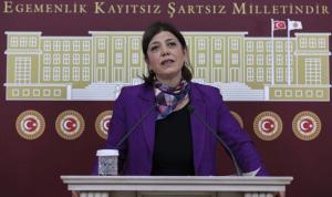 HDP'den MHP'li ismin Pervin Buldan'a yönelik cinsiyetçi saldırısına tepki