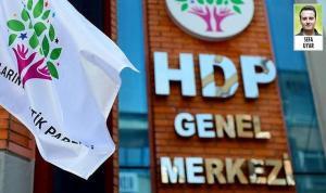 HDP'nin yol haritası Hukuk Komisyonu'nun değerlendirmesine göre şekillenecek