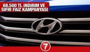 Hyundai  68.500 TL indirim kampanyası devam ediyor! 2021 Hyundai i10 i20 Kona Tucson fiyatları