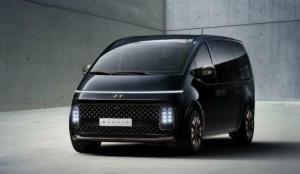 Hyundai'nin yeni minivan modeli Staria tanıtıldı