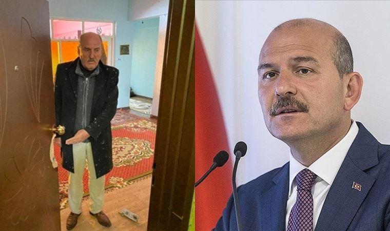 İçişleri Bakanı Soylu, evini özel harekat basan CHP İlçe Başkanı'ndan helallik istedi