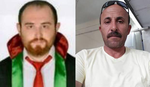 İcra memurlarıyla evine gelen avukatı öldüren zanlı tutuklandı!