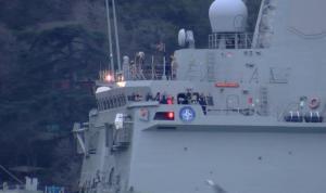 İkinci İspanya Savaş Gemisi de Karadeniz'de