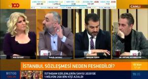 İletişim Başkanlığı'nın İstanbul Sözleşmesi'nden Neden Çekildiğimizi Açıkladığı Metne İsmail Saymaz'dan Tepki