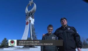 İmam-Hatip Lisesi öğrencilerinden 'İstiklal Marşı'na 100. Yıl' klibi